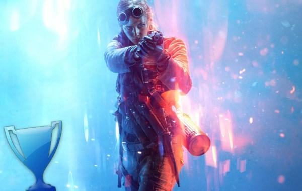 Trophée platine de Battlefield 5