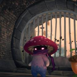 Le Bonnet de Nuit, nouveau personnage de Plants vs. Zombies: Battle for Neighborville