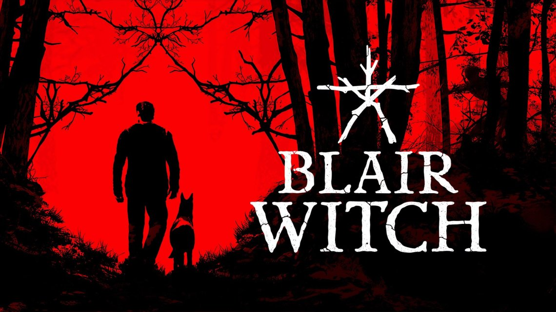 test de Blair Witch (Xbox One X)