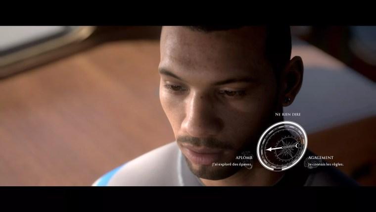 test de Man of Medan (PS4)