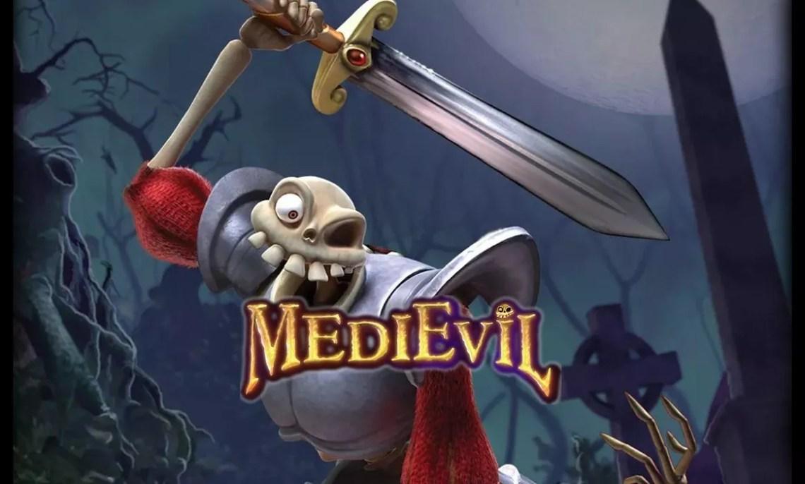 test remake MediEvil PlayStation 4