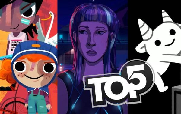 top 5 des meilleurs jeux indé de l'année 2019 sur PC
