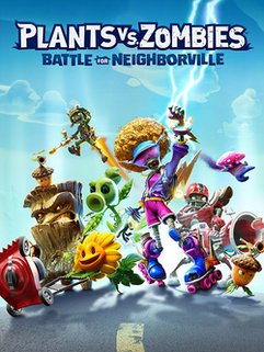 Jeu le plus drôle 2019 (JSUG Awards) : Plants vs. Zombies: Battle for Neighborville