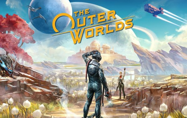 test de The Outer Worlds