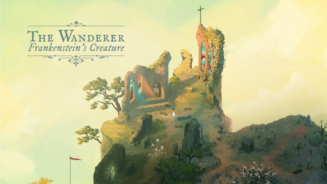 test de The Wanderer: Frankenstein's Creature