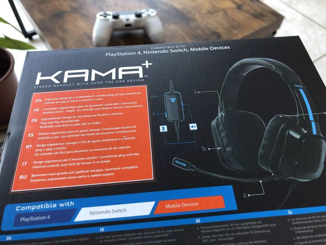 Kama+