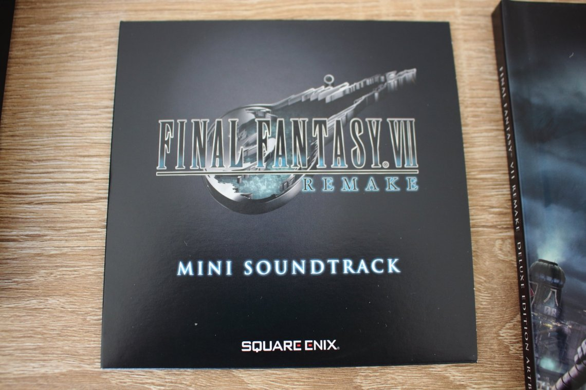 Mini Soundtrack FF7R