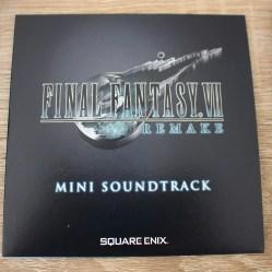 Mini Soundtrack FF7R
