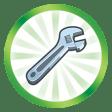 Trophée À fond la caisse à outils (Faire atteindre le plus haut niveau de la compétence Bricolage à un Sim)