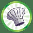 Trophée Connaisseurus Rex (Faire atteindre le plus haut niveau de la compétence Cuisine gastronomique à un Sim)