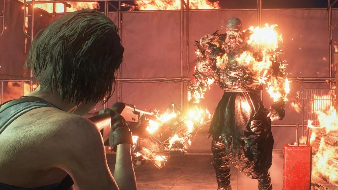 Avis Resident Evil 3 Remake