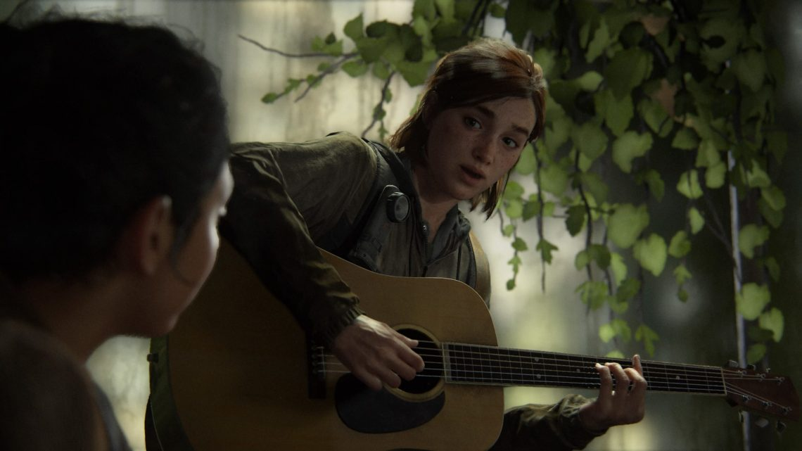 Guitare The Last of Us 2