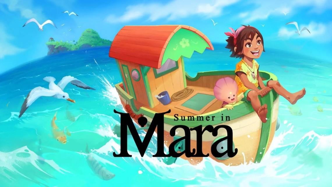 test de Summer in Mara
