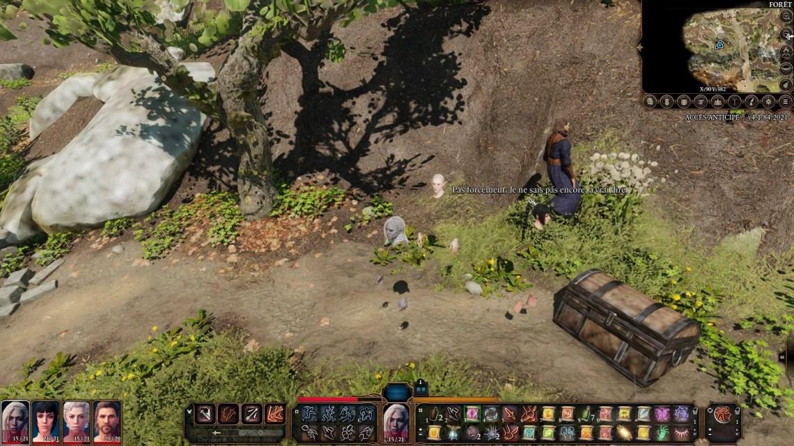 RPG Baldur's Gate III