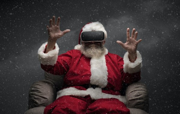 casque VR Noël 2020