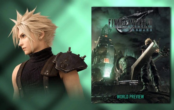 critique Final Fantasy VII Remake World Preview