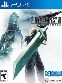 JSUG Award 2020 : Final Fantasy VII Remake (jeu avec les meilleurs graphismes)