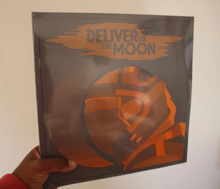 disque vinyle Deliver Us The Moon