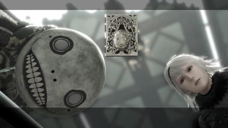 test de NieR Replicant (Xbox Series)