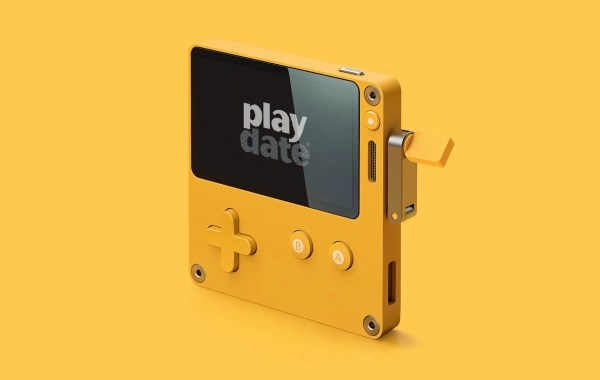 Playdate (nouvelle console portable)