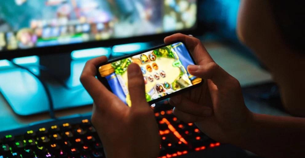 Les jeux vidéo sur smartphone explosent en Belgique.