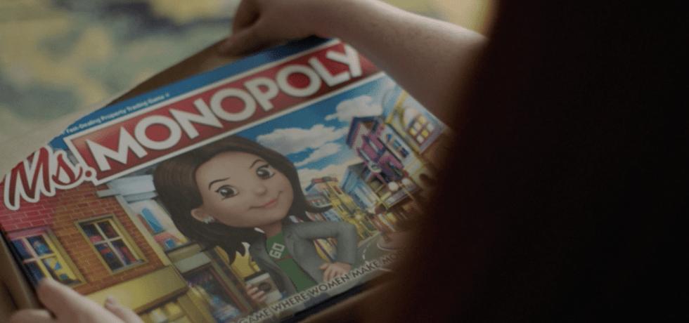 Mélanie Domergue Monopoly
