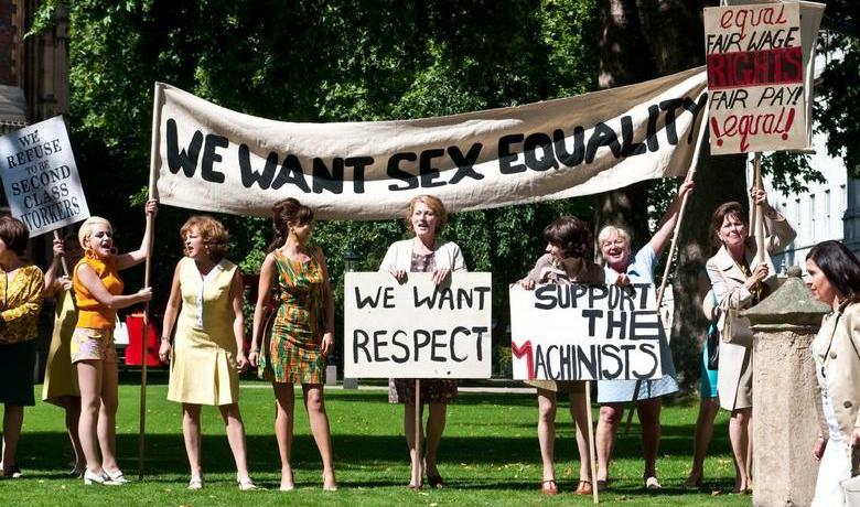 Mélanie Domergue égalité