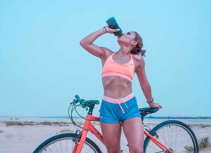 Mélanie Domergue cyclisme
