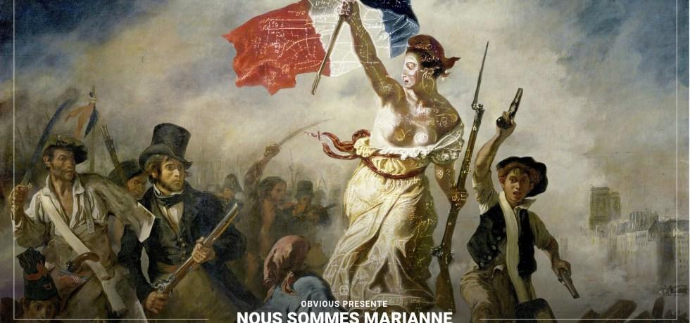 Mélanie Domergue Marianne