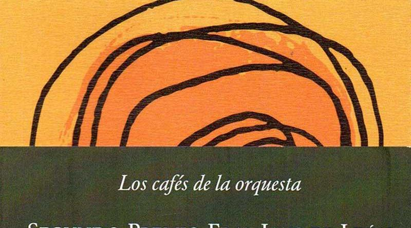 Los cafés de la orquesta, por Victoria Rodríguez. Club de lectura de adultos