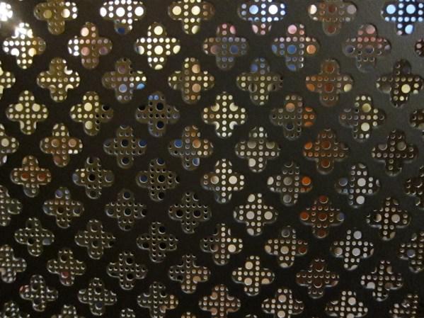 confessional screen