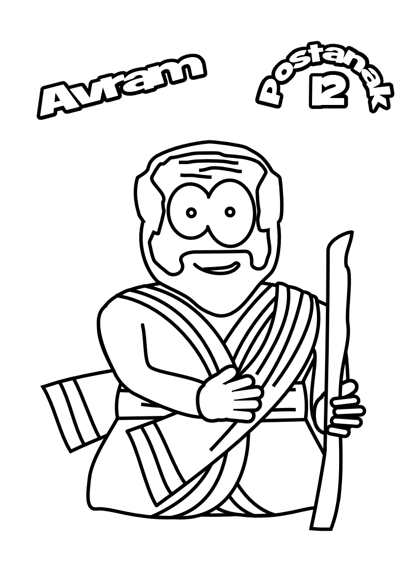 Colouring-page