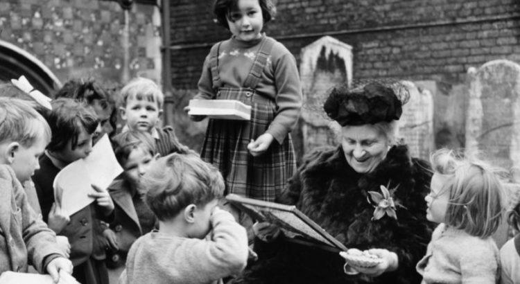 Algunas Reflexiones De María Montessori Sobre Educación