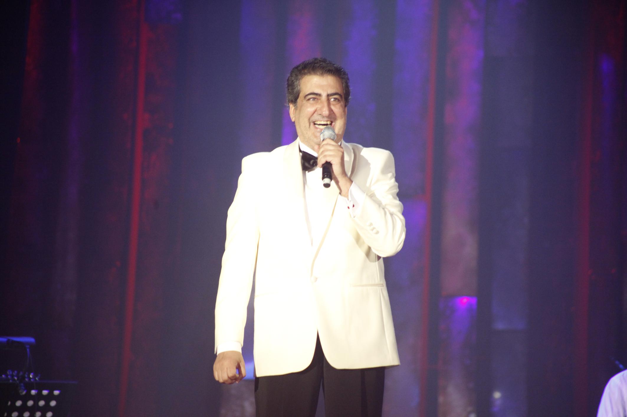 Monsieur Gilles interpretado por Javivi