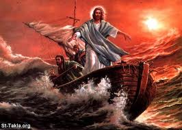 Jesus Clam Storm