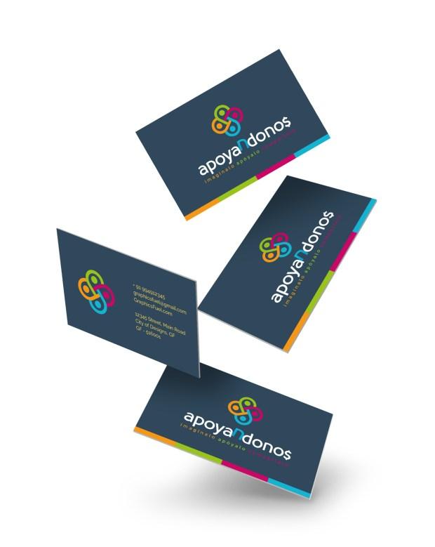 Diseño de la identidad corporativa de una empresa de crowdfunding.