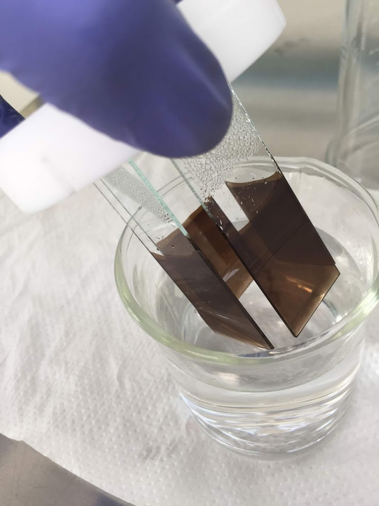 Laboratory – Bismuth Sulfide thin films