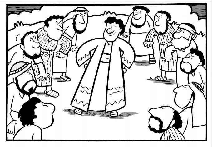 The complete history of Jesus' ministry in Joseph's story