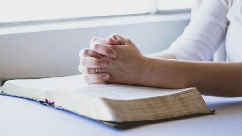 La oración un dialogo con Dios