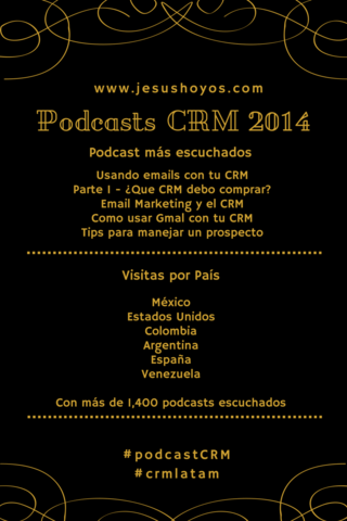 Podcasts CRM 2014