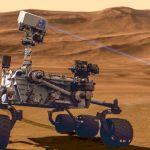 ¿Esta el curiosity en Marte?