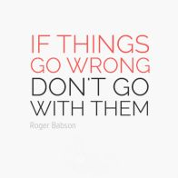 If-things-go-wrong