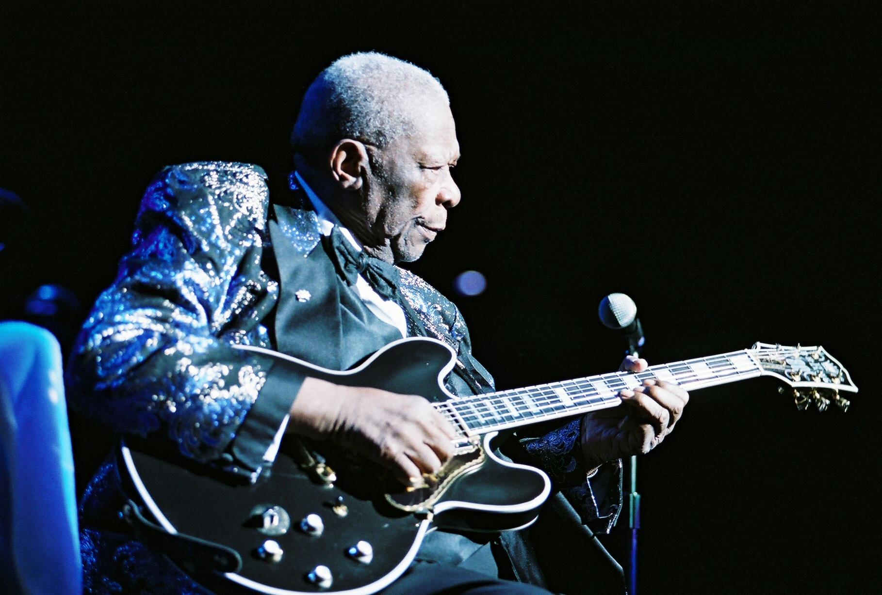 B B King King Of The Blues Blues Music