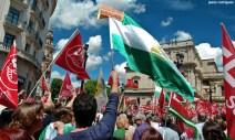 1º de Mayo en Sevilla