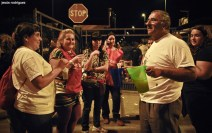 Huelga en Mercasevilla