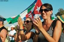 Marcha del SAT en Sevilla