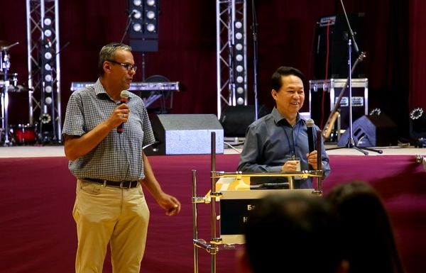 В Улан-Удэ состоялась Байкальская лидерская конференция веры