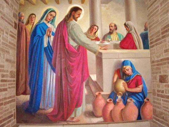 jesus-turning-water-into