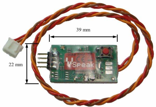 Flowmeter von VSPEAK