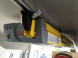 JET Rack Gallery  Jet Rack  Interior Ladder Storage System